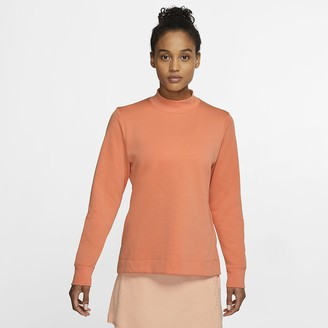 Nike Women's Pullover Golf Top Dri-FIT UV