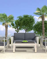 ZUO Modern Cosmopolitan Arm Chair Frame