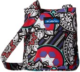 Kavu Mini Keeper Cross Body Handbags