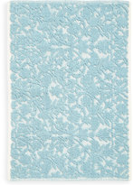 Marks and Spencer Floral Leaf Flat Woven Bath Mat