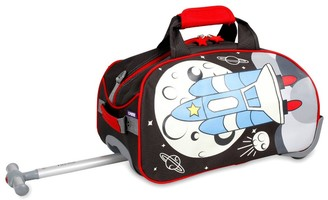 J World JWorld Kids' Rolling Duffel Bag -