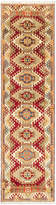 Ecarpetgallery Royal Kazak Hand-Knotted Wool Persian Runner