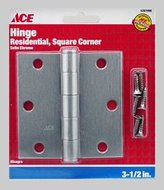 Ace Trading Pack x 5: Ace Residential Hinge (01-3550-104)