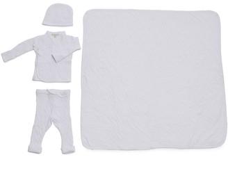 Barefoot Dreams Barefoot Bundle Infant 4-PieceSet