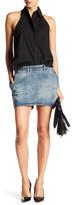 One Teaspoon Husk Freelove Miniskirt