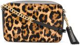 MICHAEL Michael Kors leopard print shoulder bag