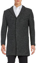 Selected Wool-Blend Walker Coat
