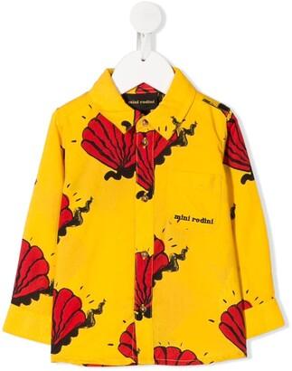 Mini Rodini Shell Print Shirt