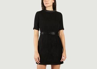 Sessun Scoop Back Dress - M