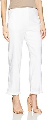 Nanette Lepore Women's Linen Anle Pant