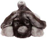 Caresses D'orylag - plush toy dog - unisex - Rabbit Fur - One Size