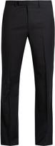 Raf Simons Slightly Flary wool trousers