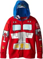 Transformers Optimus Prime Big Boys' Character Hoodie