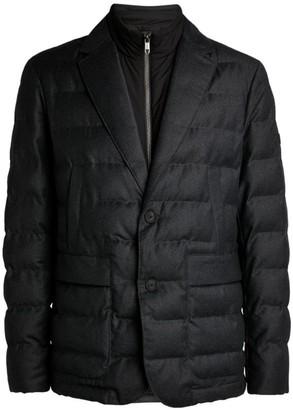 Ermenegildo Zegna Double-Layer Padded Jacket