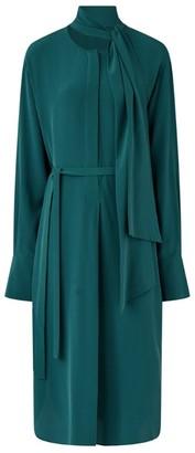 Joseph Dorianne Crepe De Chine Dress