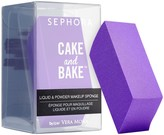 Sephora Cake and Bake by Vera Mona Liquid and Powder Makeup Sponge