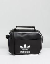 Adidas Originals Mini Airliner Bag In Black