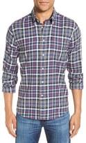 Barbour Men's Alvin Tailored Fit Plaid Sport Shirt