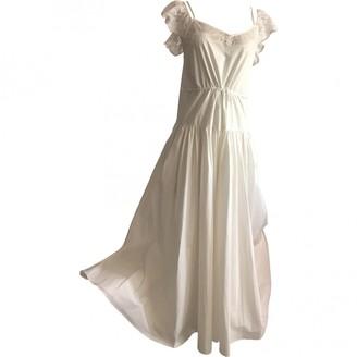 Alexis Mabille Beige Cotton Dress for Women
