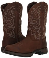 Durango Rebel 12 Western WP (Coyote Brown) Cowboy Boots
