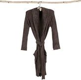 Barefoot Dreams Adult BambooChic Lite Short Ribbed Robe