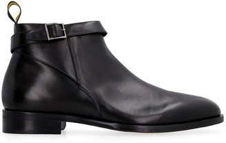 Doucal's Doucals Leather Ankle Boots