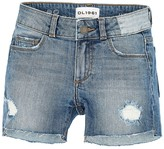 DL1961 Lucy Jean Shorts (Toddler & Little Girls)