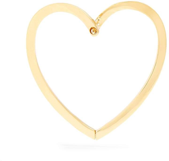 Delfina Delettrez Yellow-gold single earring