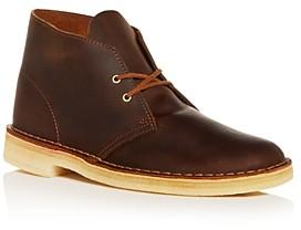 Clarks Men's Leather Chukka Boots