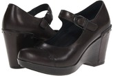 Dansko Fanny (Black Antique Full Grain) - Footwear