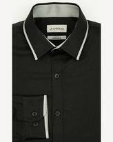 Le Château Cotton Sateen Slim Fit Shirt