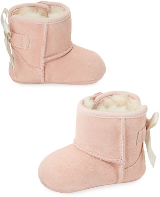 UGG Jesse Bow II Suede Bootie, Infant
