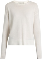 Vince Round-neck cashmere sweater