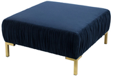 Skyline Furniture Shirred Ottoman