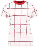 Kiomi Print Tshirt white