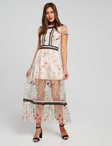 Dotti Sienna Embroidered Maxi Dress