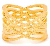 Gorjana Gold Plated Jillian Ring