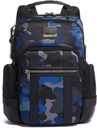 Tumi camouflage multiple pocket backpack