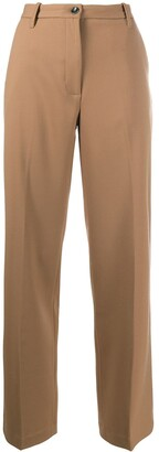 Nine In The Morning High-Rise Trousers