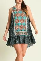 Umgee USA Spring Into Prints Dress