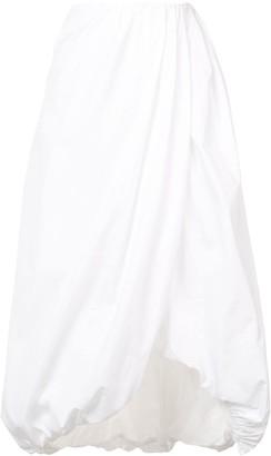3.1 Phillip Lim Balloon Midi Skirt