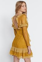 For Love & Lemons Daphne Lace Mini Dress by at Free People