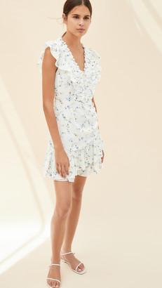 La Vie Rebecca Taylor Sleeveless Gaelle Dress