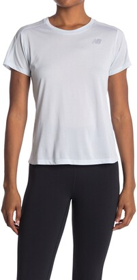 New Balance Impact Run Short Sleeve T-Shirt