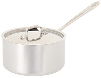 All-Clad MC2 3.5 qt. Covered Sauce Pan