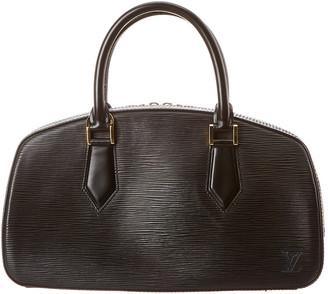 Louis Vuitton Black Epi Leather Jasmin