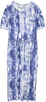 Pepe Jeans Long printed dress