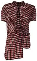 Versace Asymmetric Shirt