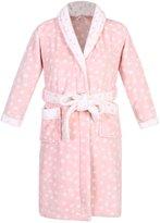 Richie House Girl's Soft and Warm Bathrobe Robe RH2518-C-12/14