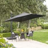 Red Barrel Studio Wardingham 9.8' Square Cantilever Umbrella